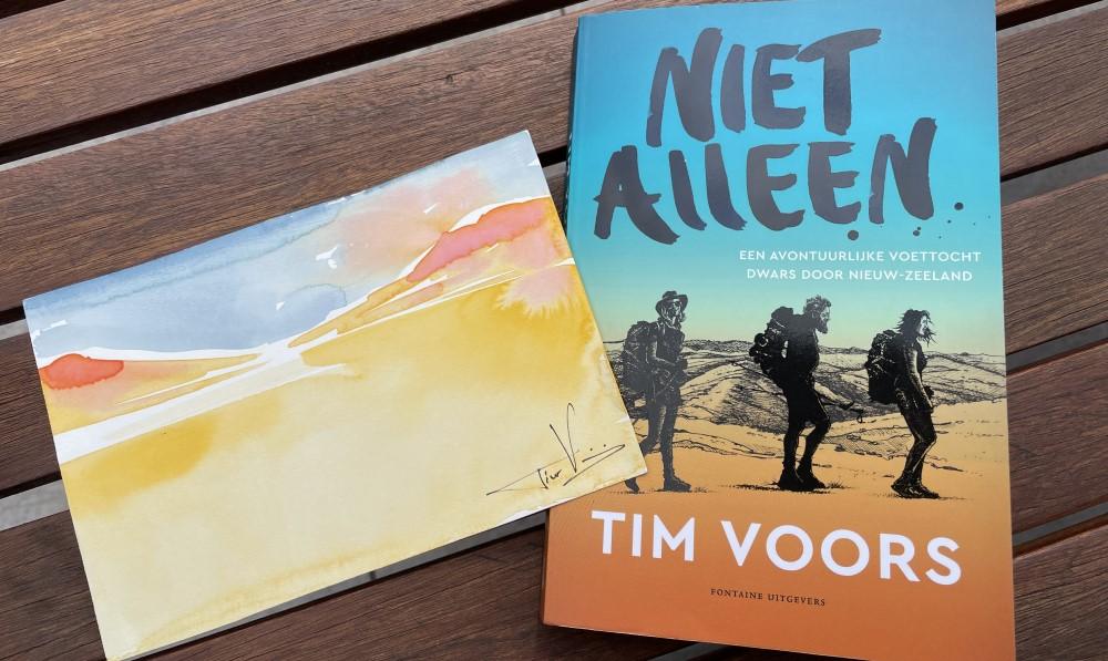 Tim Voors - Niet Alleen recensie