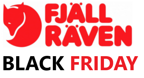 Fjällraven Black Friday