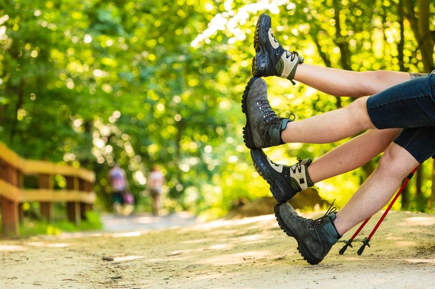 Lage of hoge wandelschoenen?