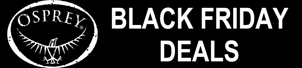 Osprey Black Friday deals
